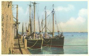 Fishing Schooners, Nantucket, Massachusetts