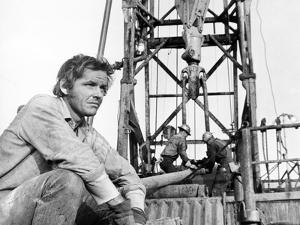 Five Easy Pieces, Jack Nicholson, 1970, Working at the Oil Well