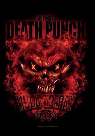Five Finger Death Punch- Hell To Pay