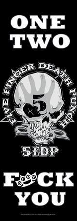 Five Finger Death Punch -One Two Fu