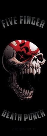 Five Finger Death Punch - Speech Skull