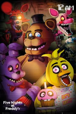 Five Night At- Freddys Group