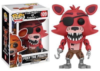 Five Nights at Freddy's - Foxy POP Figure