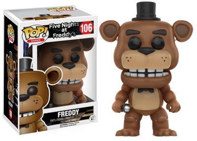 Five Nights at Freddy's - Freddy POP Figure