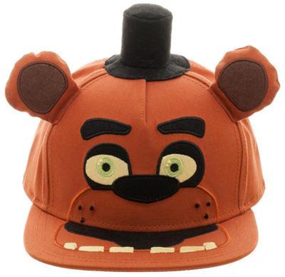 Five Nights At Freddy's- Freddy Snapback