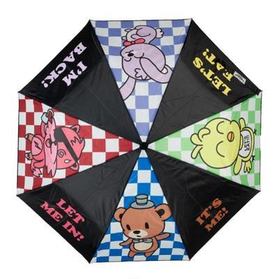 Five Nights at Freddy's - Panel Umbrella