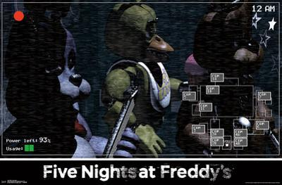 Five Nights At Freddy's - Show Stage