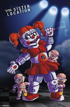 Five Nights at Freddy's: Sister Location - Baby