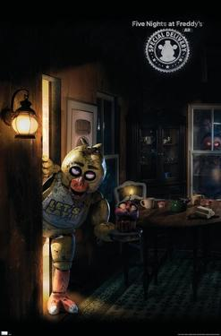 Five Nights at Freddy's: Special Delivery - Triptych 1