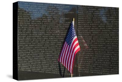 Flag Vietnam Veterans Memorial