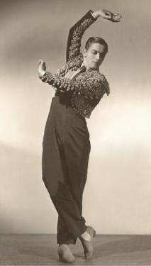 Flamecno Dancer