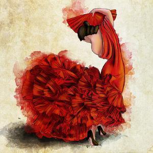 Flamenco del Fuego I
