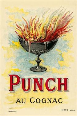 Flaming Punch Bowl
