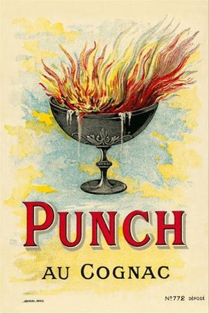Flaming Punch Bowl