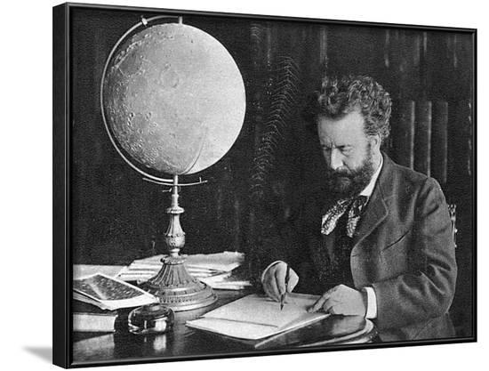 Flammarion Photo--Framed Photographic Print