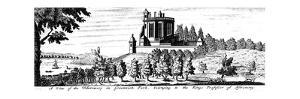 Flamsteed House in Greenwich Park, London, Late 17th Century