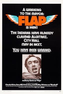 Flap, Anthony Quinn, 1970