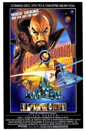 Flash Gordon, 1980