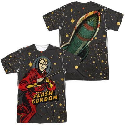 Flash Gordon- Blast Off (Front/Back)