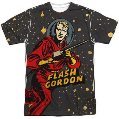 Flash Gordon- Blast Off