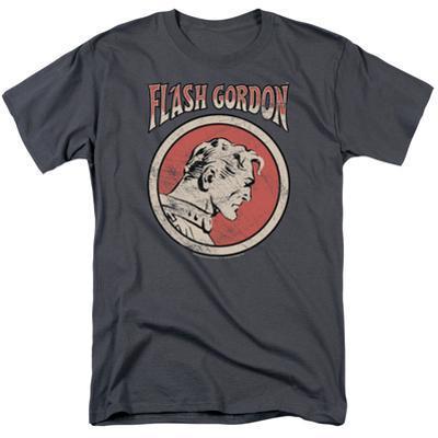 Flash Gordon- Hero Button