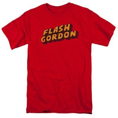 Flash Gordon- Streak Logo