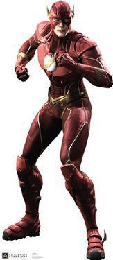 Flash - Injustice DC Comics Game Lifesize Standup