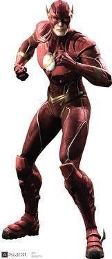 Flash - Injustice DC Comics Game Lifesize Standup