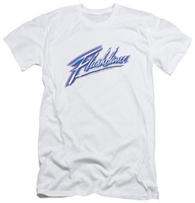 Flashdance - Logo (slim fit)
