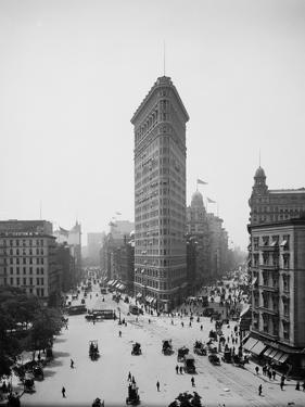 Flatiron Building, 1904