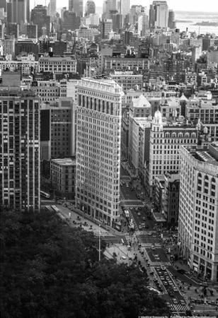 Flatiron Building Aerial