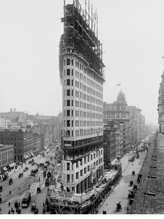 Flatiron Building, New York, N.Y.