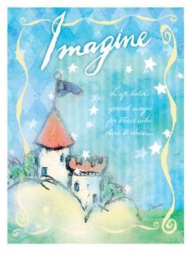 Imagine and Dare to Dream by Flavia Weedn