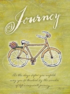 Life's Journey by Flavia Weedn