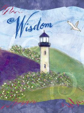 Wisdom by Flavia Weedn