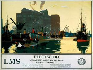 Fleetwood, LMS, c.1923-1945