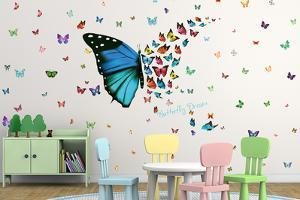 Flexi Mini Happiness Wall, DIY, Home Nursery Decoration