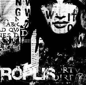 Metropolis I by Fline