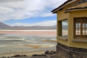 Laguna Colorada in Bolivia by flocu