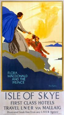 Flora MacDonald and the Prince, LNER, c.1923-1947