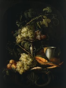 Floral Composition, by Jan Davidsz De Heem