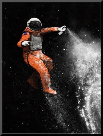 Astronaut by Florent Bodart