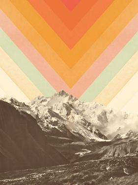 Mountainscape 2 by Florent Bodart