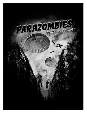 Parazombies by Florent Bodart