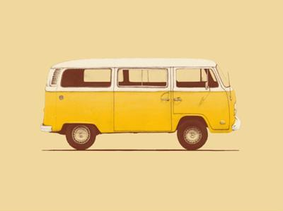 Yellow Van by Florent Bodart