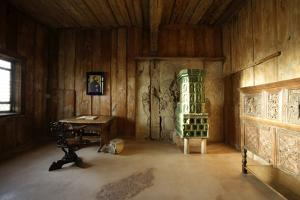 The Luther Room in Wartburg Castle in Eisenach, Thuringia, Germany by Florian Monheim