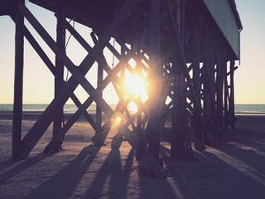 Daybreak Bridge by Florian Schleinig