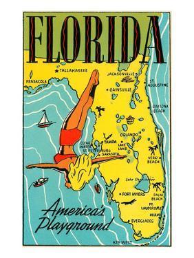 Florida, America's Playground