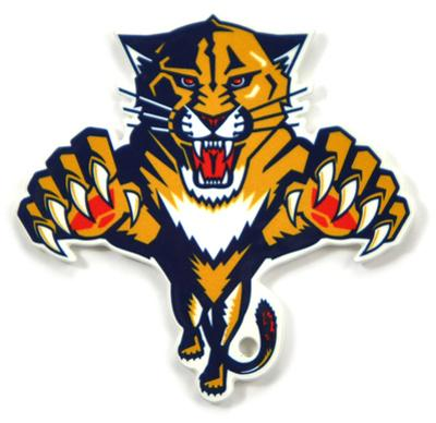 Florida Panthers Steel Magnet