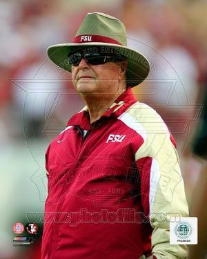 Florida State Seminoles - Bobby Bowden Photo
